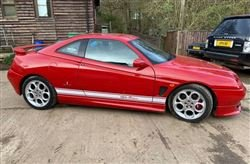 2002 GTV Cup - Tuesday 10th December 2019 For Sale by Auction