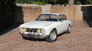 1968 Alfa romeo 1750 gtv coupe  rhd (105) bertone For Sale