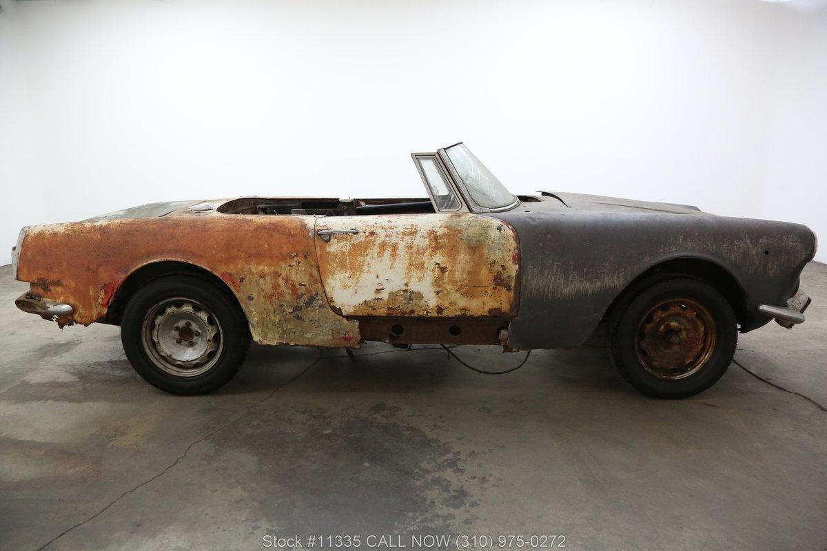 1962 Alfa Romeo 2600 Spider For Sale (picture 2 of 6)