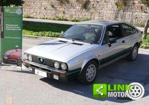 1986 Alfasud 1.53Porte TIQuadrifoglio Verde For Sale