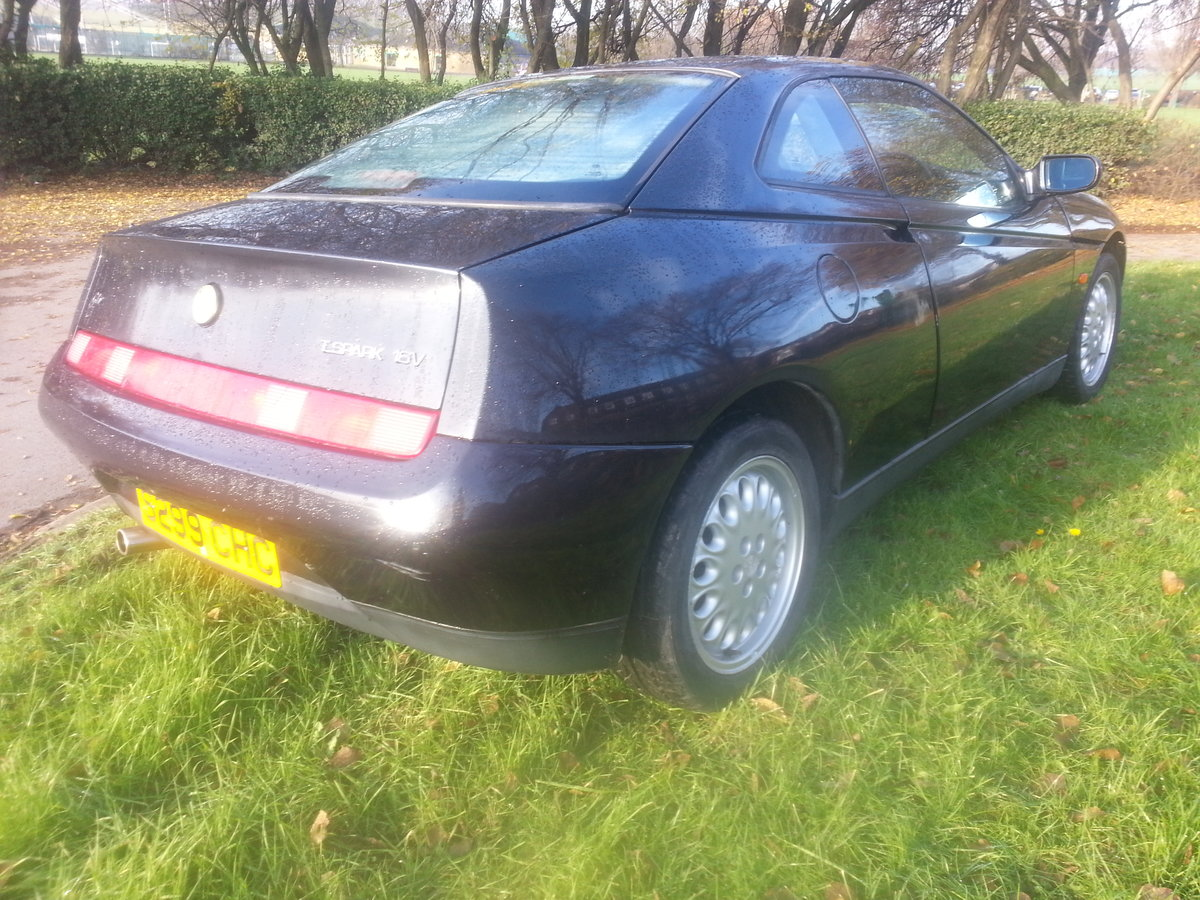 1998 ALFA GTV-2 LITRE-ONLY 58000 MILES-FULL HISTORY--NEW CAMBELT For Sale (picture 3 of 6)