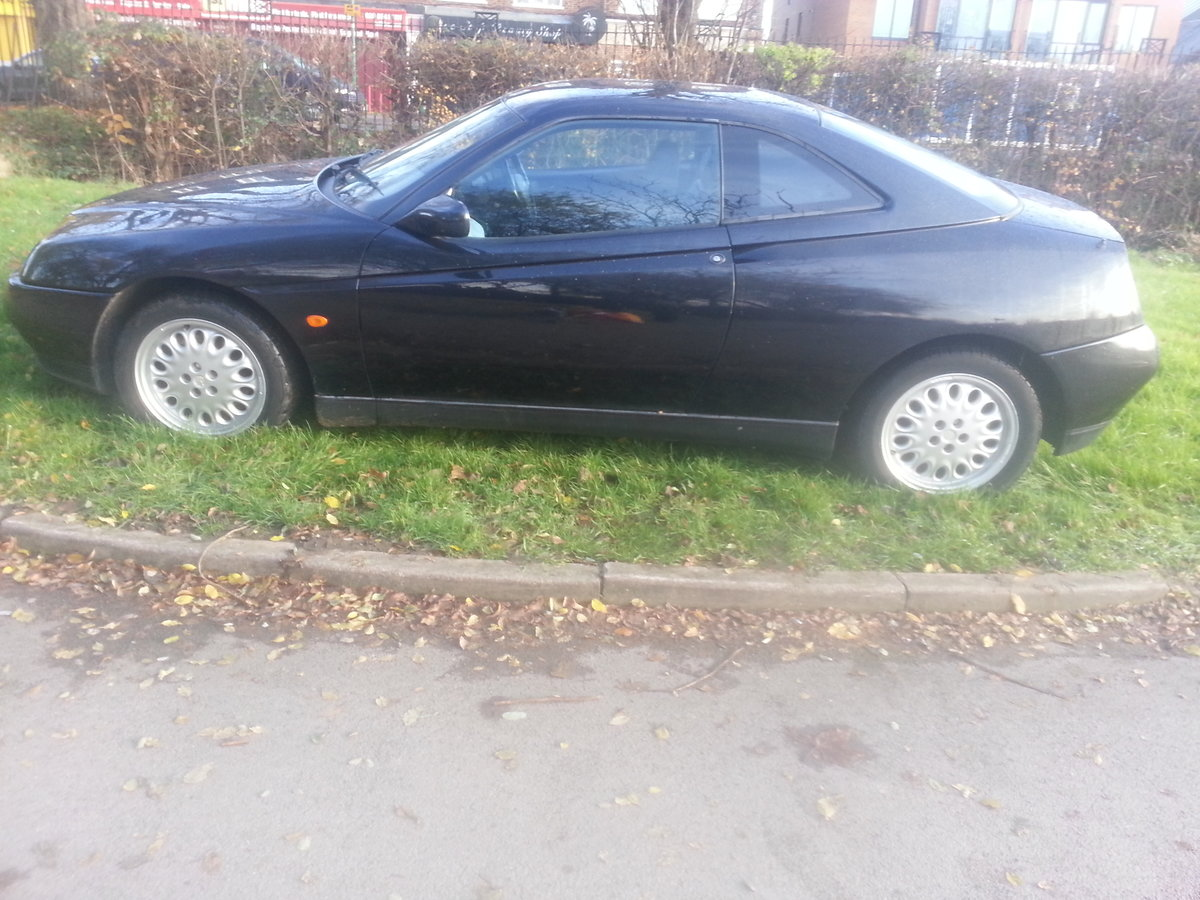 1998 ALFA GTV-2 LITRE-ONLY 58000 MILES-FULL HISTORY--NEW CAMBELT For Sale (picture 6 of 6)