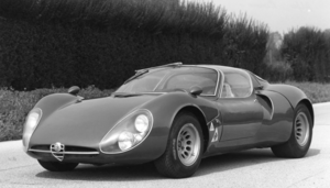 Alfa Romeo 33 Stradale 1967 For Sale