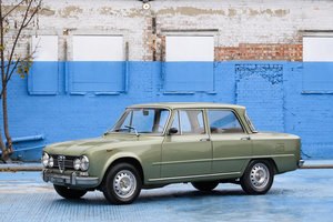 1972 Alfa Romeo Giulia For Sale