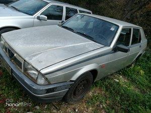 1992 Alfa Romeo 75 For Sale