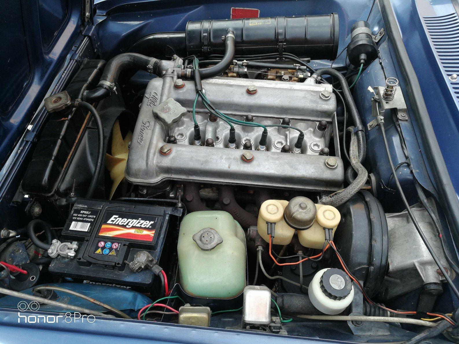1972 Alfa Romeo 2000 Gt Veloce For Sale (picture 6 of 6)