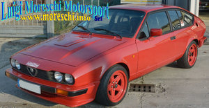 1984 Alfa Romeo GTV 3.0 V6 Grand Prix For Sale