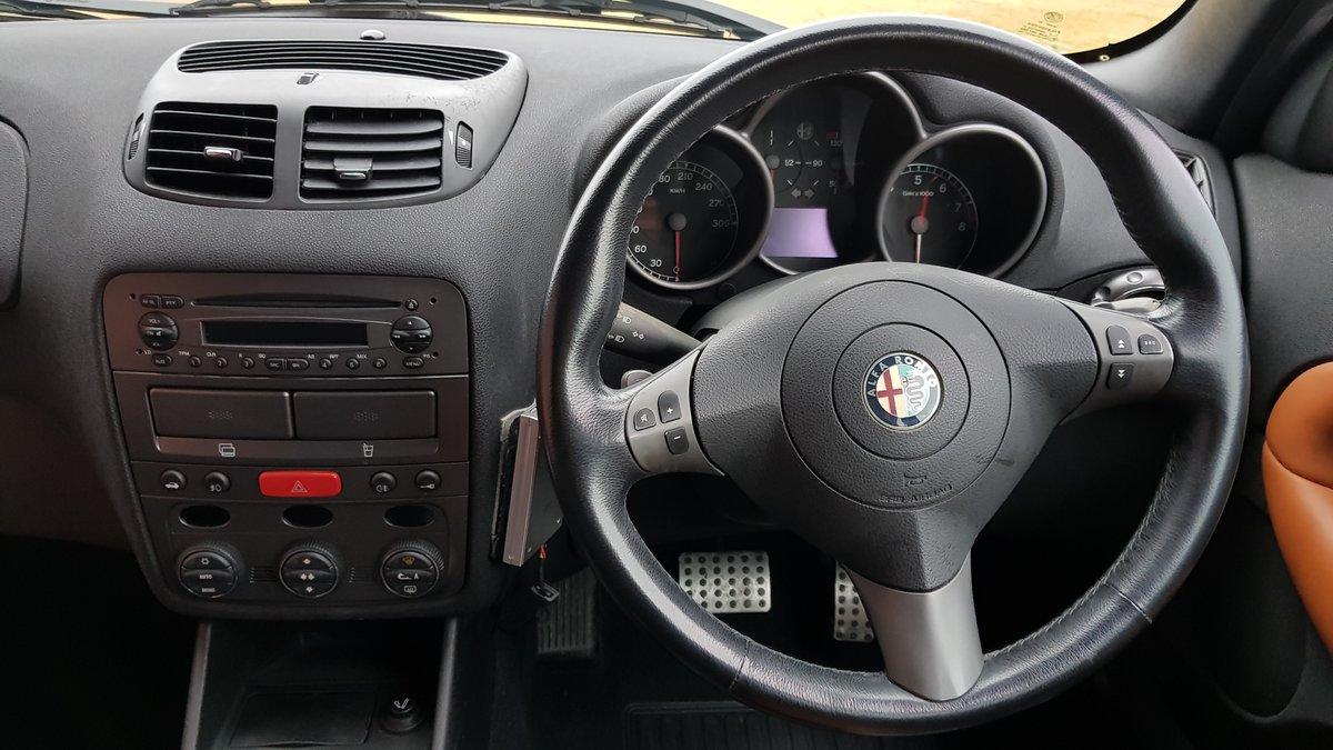 2004 ALFA ROMEO 147 GTA RARE FUTURE CLASSIC 3.2 V6 AUTO 153 MPH * For Sale (picture 5 of 6)