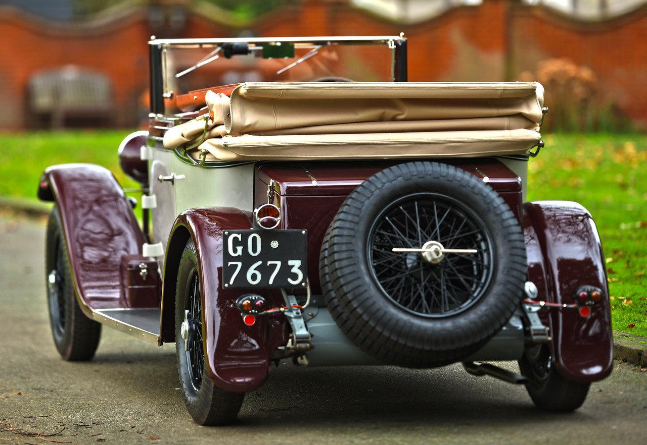 1934 Alfa Romeo 6C 1750 Turismo Cabriolet by Pinin Farina For Sale (picture 2 of 6)