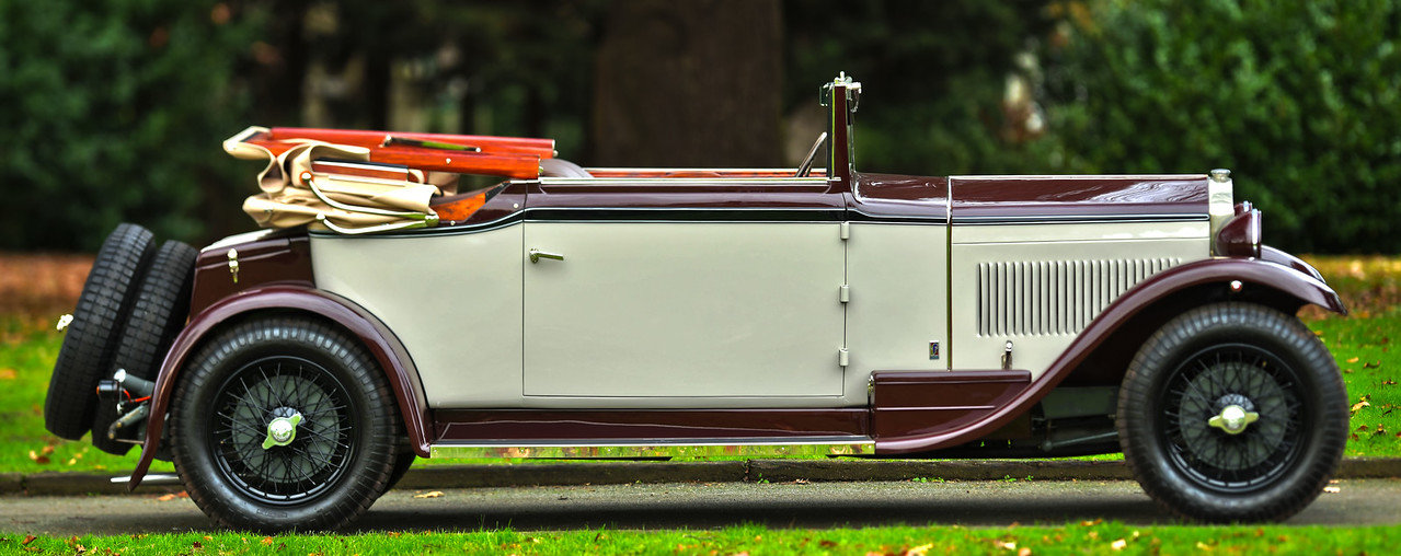1934 Alfa Romeo 6C 1750 Turismo Cabriolet by Pinin Farina For Sale (picture 3 of 6)