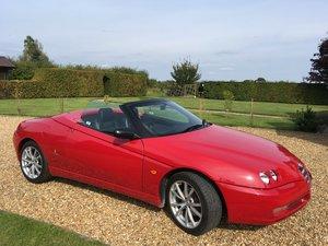 2005 Alfa Romeo Spider 20 JTS
