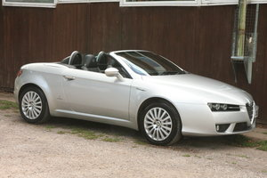 2007 Alfa Romeo Spider manual type 939 For Sale
