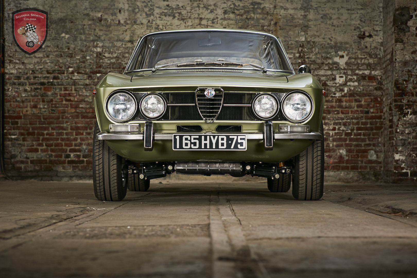 1971 Alfa Romeo 1750 GTV II restored  For Sale (picture 1 of 6)
