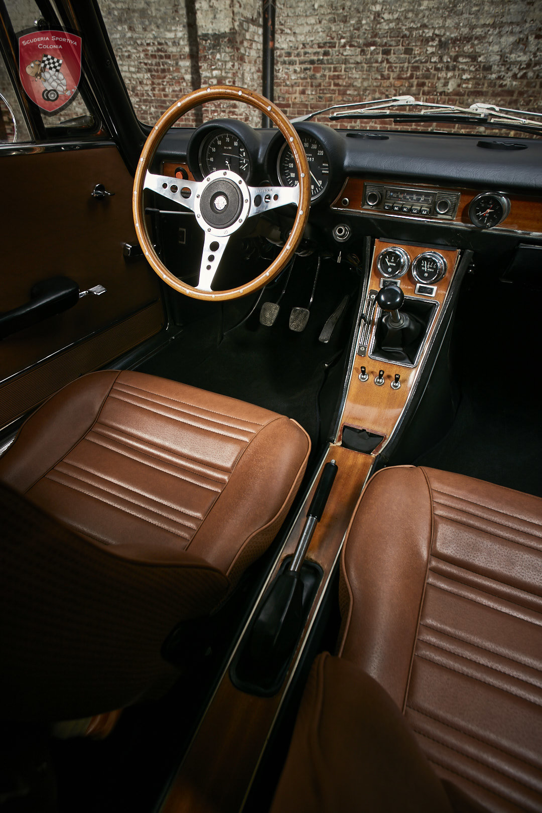 1971 Alfa Romeo 1750 GTV II restored  For Sale (picture 4 of 6)