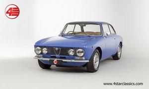 Alfa Romeo 2000 GTV RHD /// Le Mans Blue /// 99k Miles