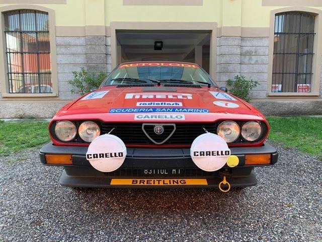 1981 Alfa Romeo Alfetta GTV6 for Sale For Sale (picture 1 of 6)