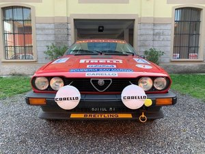 Alfa Romeo Alfetta GTV6 for Sale