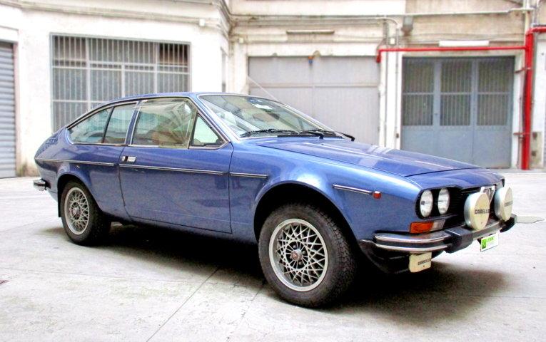 ALFA ROMEO ALFETTA GTV 2.0 L (1979) EXCELLENT For Sale (picture 1 of 6)