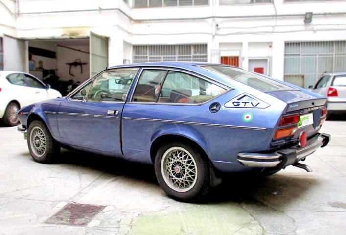 ALFA ROMEO ALFETTA GTV 2.0 L (1979) EXCELLENT For Sale (picture 2 of 6)
