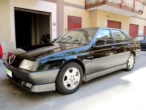 1991 ALFA ROMEO 164 3.0 V6 QUADRIFOGLIO VERDE () PRESERVED