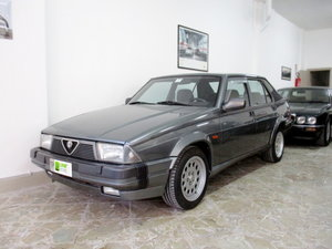 ALFA ROMEO 75 3.0 V6 (1988) preserved For Sale