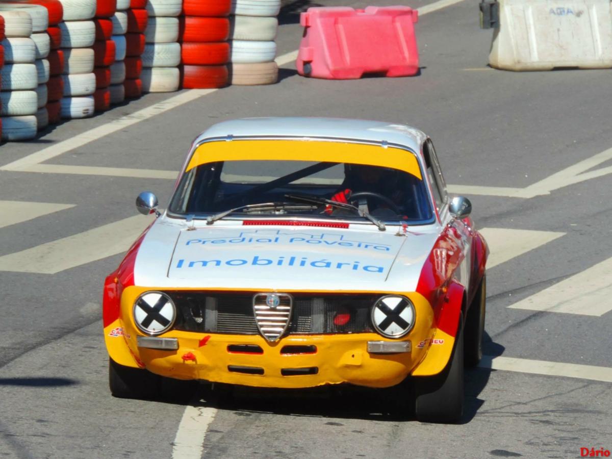 2006  Alfa romeo 156 wtcc ex-Gabriel Tarquini chassi n 11 Racer  For Sale (picture 1 of 6)
