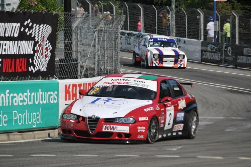 2006  Alfa romeo 156 wtcc ex-Gabriel Tarquini chassi n 11 Racer  For Sale (picture 2 of 6)
