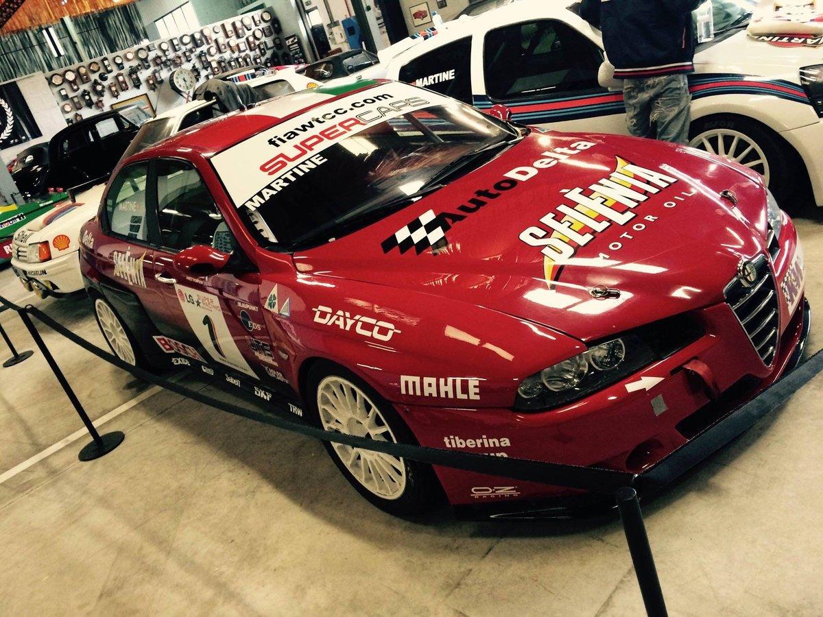2006  Alfa romeo 156 wtcc ex-Gabriel Tarquini chassi n 11 Racer  For Sale (picture 3 of 6)
