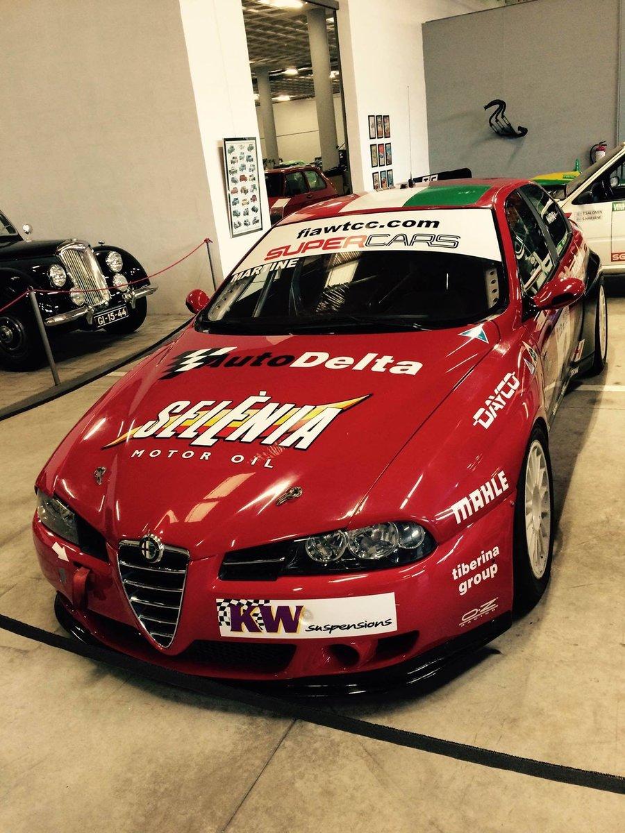2006  Alfa romeo 156 wtcc ex-Gabriel Tarquini chassi n 11 Racer  For Sale (picture 6 of 6)