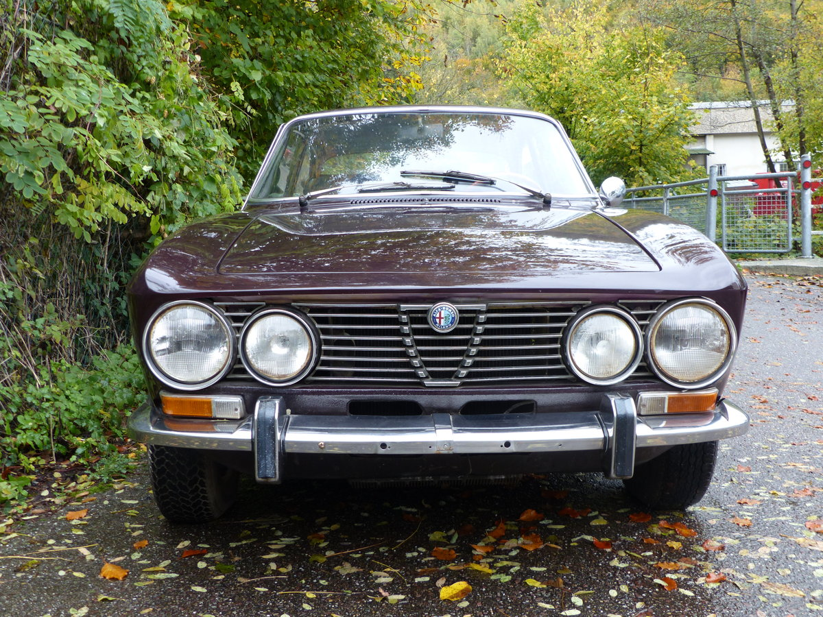 1972 top original Alfa Bertone GTV 2000, two owners For Sale (picture 3 of 6)