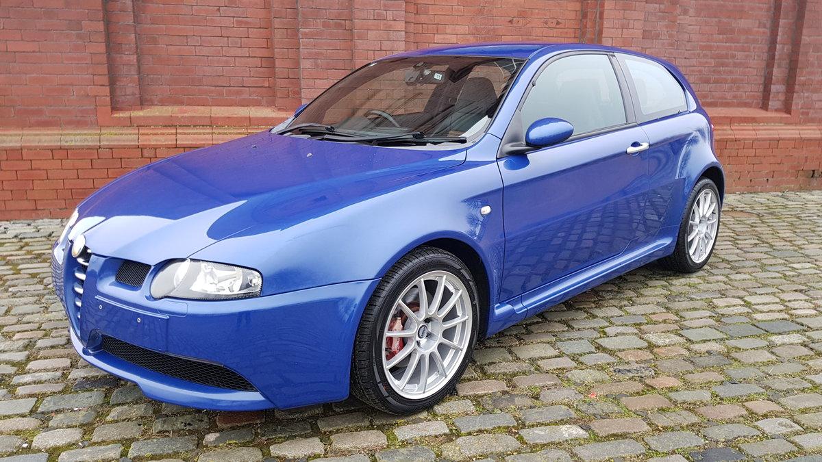 2004 ALFA ROMEO 147 GTA RARE FUTURE CLASSIC 3.2 V6 AUTO 153 MPH * For Sale (picture 1 of 6)