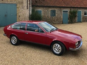 Picture of 1979 Alfa Romeo Alfetta GTV 2.0 Strada at ACA 25th January  SOLD