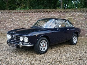 1972 Alfa Romeo 2000 GTV Bertone matching numbers and colour, Eur