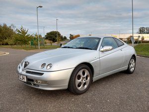 1999 Alfa Romeo GTV (916) 2.0 Twin Spark 16v Coupe