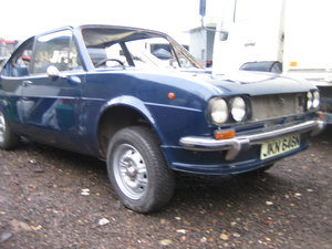 1975 32k from new, Alfasud Ti, Series 1, RHD, 2 oldest