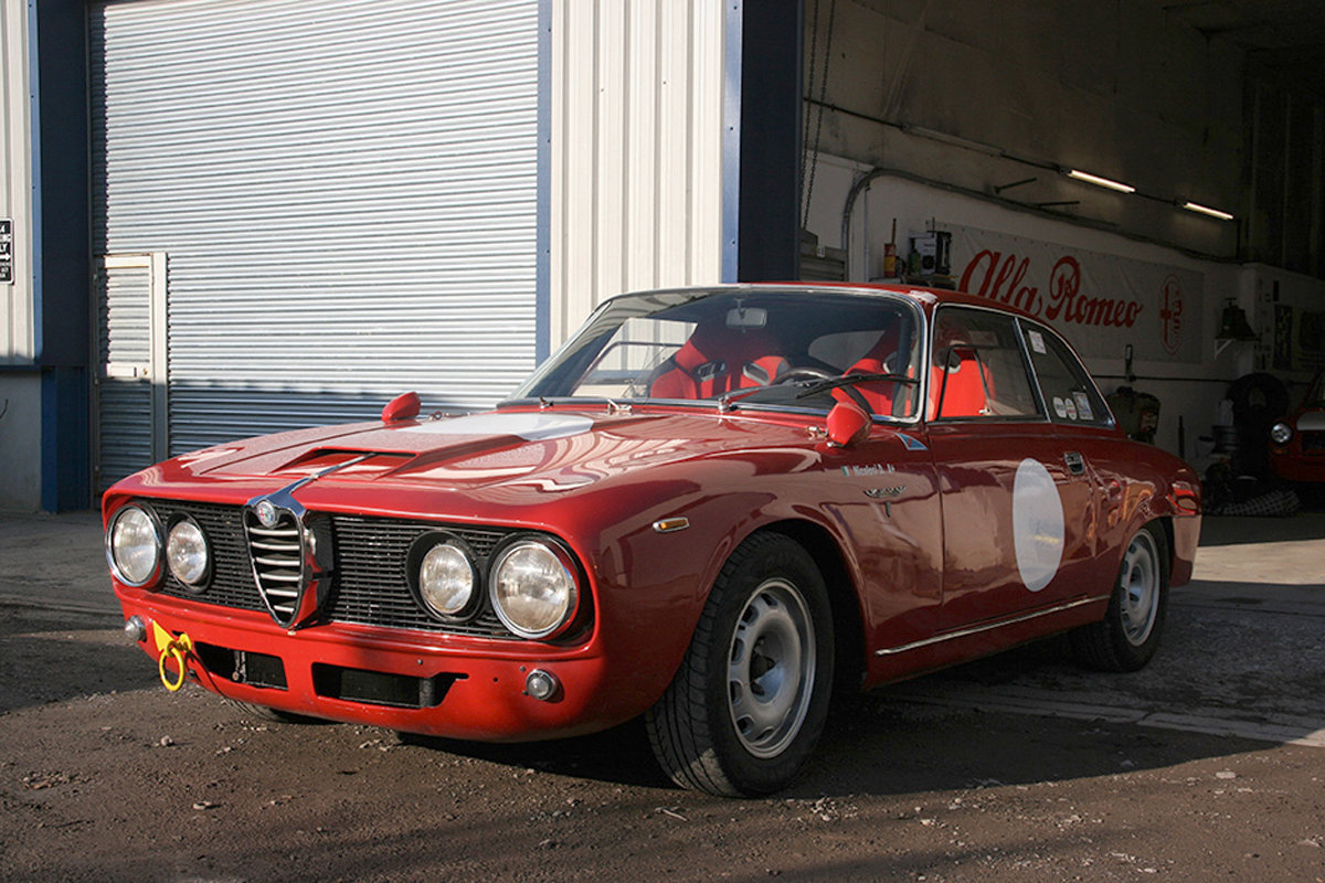 1965 Alfa Romeo Racing GTA 17 Jan 2020 For Sale by Auction (picture 1 of 6)