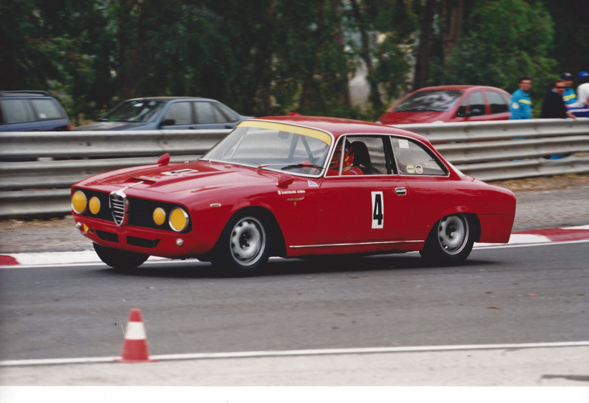 1965 Alfa Romeo Racing GTA 17 Jan 2020 For Sale by Auction (picture 4 of 6)