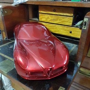 Alfa romeo 8c competizione by centro stile arese For Sale