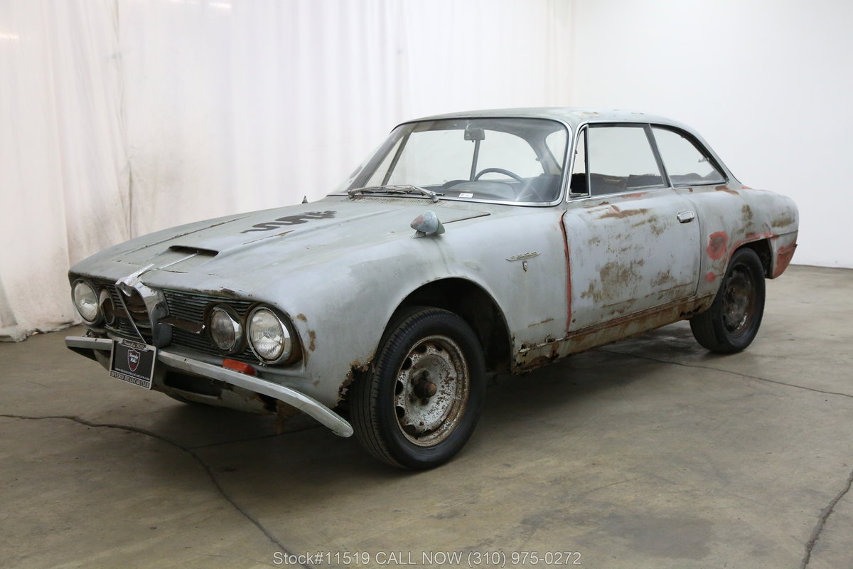 1963 Alfa Romeo 2600 Sprint For Sale (picture 3 of 6)