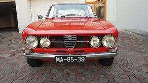 1969 Alfa Romeo 1750 GTV  Series 1  RHD (unmolested) For Sale