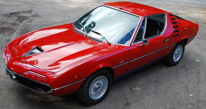 1972 Alfa Romeo Montreal- Maintained to Perfection