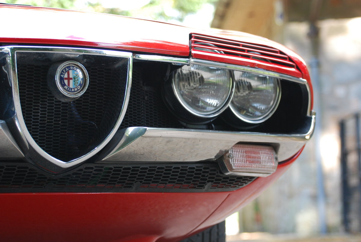1972 Alfa Romeo Montreal- Maintained to Perfection For Sale (picture 2 of 6)