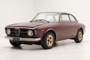 Alfa Romeo 1300GT scalino 1970 For Sale by Auction