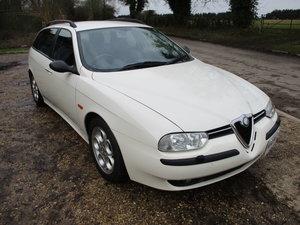 2001 Alfa Romeo 156 Sportwagon V6 Q System SOLD