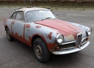 Picture of 1965 Very original Giulietta Sprint, first paint, never welded SOLD