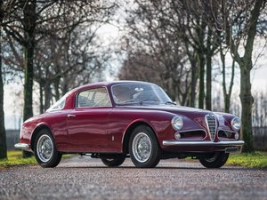 1953 Alfa Romeo 1900C Sprint Coup by Pinin Farina For Sale by Auction