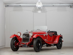 1930 Alfa Romeo 6C 1750 Gran Sport Spider in the Style of Za