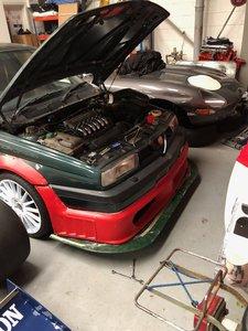 1996 DTM Alfa Romeo Recreation