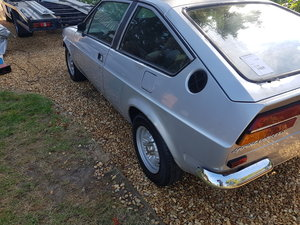 1981 alfa romeo sprint 1500 veloce  For Sale