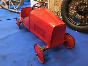 1920 Alfa Romeo Pedal Car For Sale